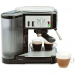 Capresso Cafe Pump Espresso & Cappuccino Machine